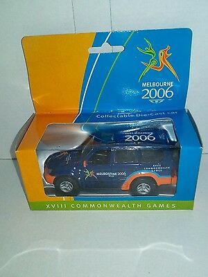 Melbourne 2006 Xv111 Commonwealth Games Diecast Car
