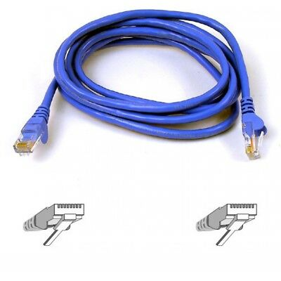 Belkin 3m High Performance Category 6 UTP Patch Cable (Blue) - Brand New!