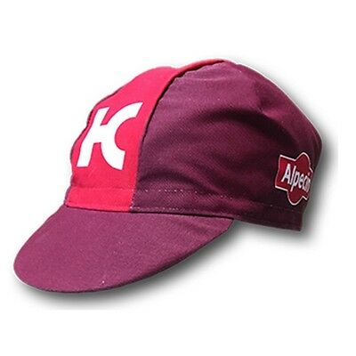 KATUSHA PRO CYCLING TEAM BIKE CAP - Fixed Gear - Made in Italy by OW