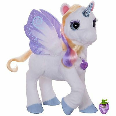 Fur Real Friends Electronic Pet StarLily My Magical Unicorn