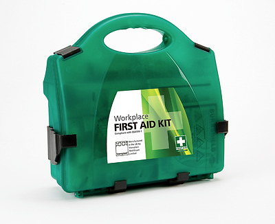 Steroplast BS8599-1 Workplace First Aid Kit - Medium