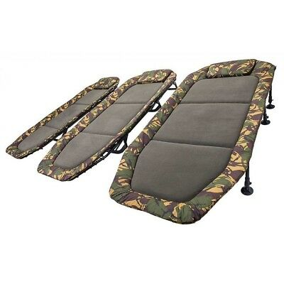 Cyprinus Carp Fishing bedchair Compact, Wide & Standard Bed Chairs Lay flat