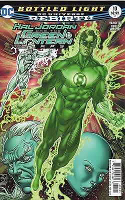 Hal Jordan And The Green Lantern Corps #10 (NM)`17 Venditti/ Benes (Cover A)