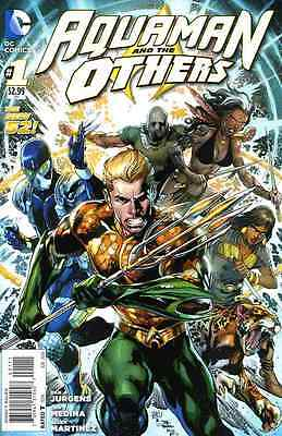 Aquaman and the Others (2014) #1   VF/NM