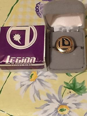ORIGINAL LEGION OF SUPERHEROES FLIGHT RING PROP. This Is The First One They Made