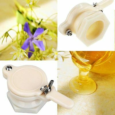 New Beekeeping Bottling  Plastic Honey Gate Valve Honey Extractor Honey Tap Tool