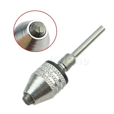 Universal 0.3~4mm Chuck Adapter Drill Bit Converter 2.35mm Connecting Shaft