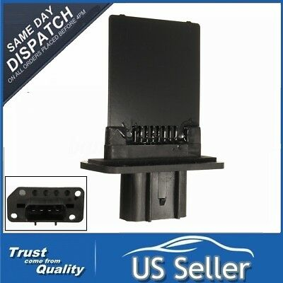Heater Blower Motor Resistor For Ford Mustang F-150  F-250 F-350 Mercury Mariner