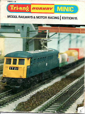 Triang Hornby 1969 Catalogue - Edition 15