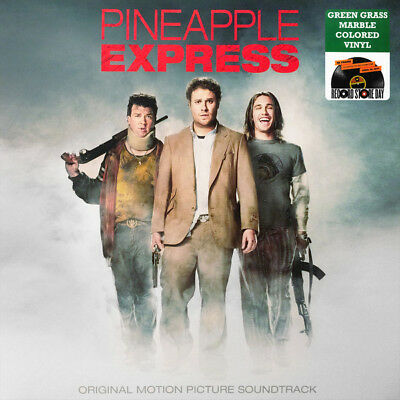 PINEAPPLE EXPRESS Soundtrack LP Vinyl NEW RSD 2017 Limited Green