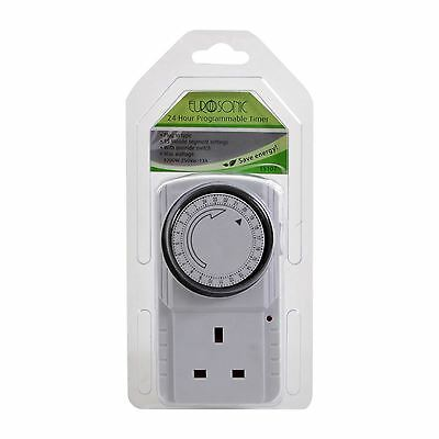 Heatons Programable Timer Adaptors Home Accessories