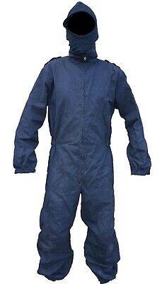 Ex Police Fire Retardant Tactical Riot Overall Coverall Paintball Airsoft FR01