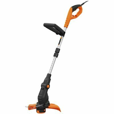 Worx WG119E Corded 30cm Electric Grass Trimmer - 550W - Free 90 Day Guarantee