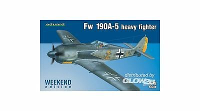 Eduard Plastic Kits 7436 Fw 190A-5 heavy fighter Weekend Edition