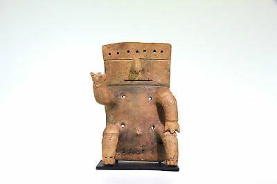 EX SOTHEBY'S Pre Columbian Colombia Quimbaya Figure 500 1000 AD