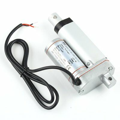 1000N 12V Electric Linear Actuator Motor Stroke 50mm 100mm 150mm 200mm 250mm 300