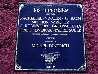 Los Inmortales Michel  Dintrich ,  Vinyl, LP, 1970 , Spain , S-21.176
