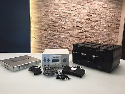 Refurbished Bausch Lomb Zyoptix XP Microkeratome Motor Heads Rings Power Supply