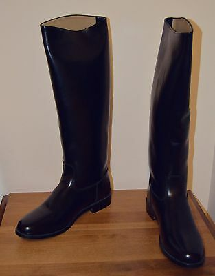 Star Wars Han Solo Imperial Officer Leather Riding Jack Boots 501st Costume 11