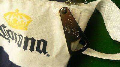 Corona Extra Mexican beer 12 bottle insulated carry bag NEW Never used