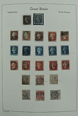 Lot 27043 Collection stamps of Great Britain 1840-1991.