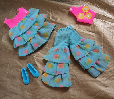 #1738  Skipper Fancy Pants Outfit Complete Very Nice !!