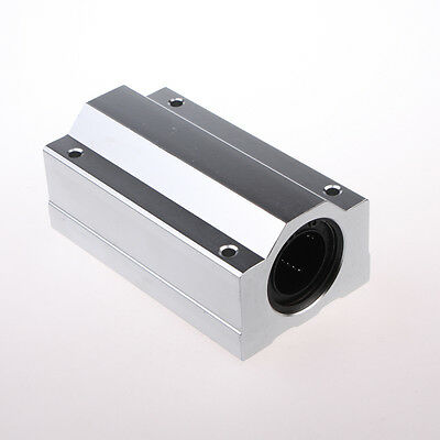 4pcs SCS30LUU 30mm Metal Linear Ball Bearing Pellow Block Unit for CNC