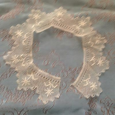 Beautiful Vintage Handmade Collar
