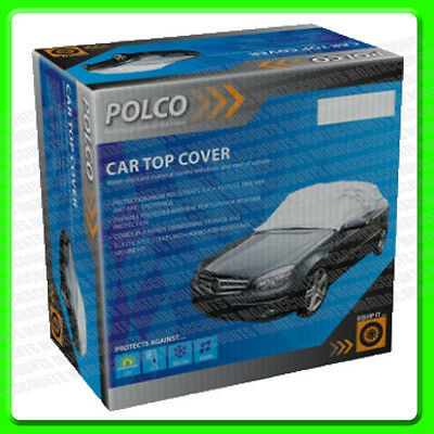 * Pack of 2 * Car Top Frost Cover Small [POLC120] Windscreen Protector
