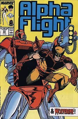 Alpha Flight Vol. 1 (1983-1994) #53