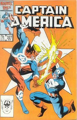 Captain America Vol. 1 (1968-2012) #327