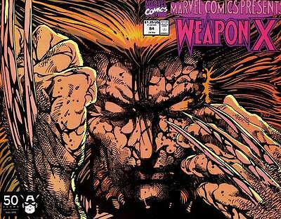 Marvel Comics Presents (1988-1995) #84