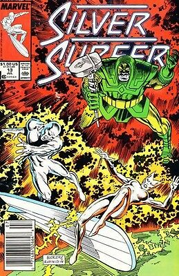 Silver Surfer Vol. 3 (1987-1998) #13