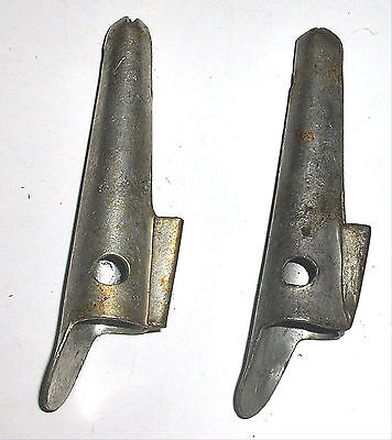 2 Lot Vintage Metal Maple Tree Taps Spigot Sap Harvesting