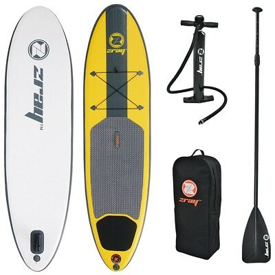 Jilong SUP Stand Up Inflatable Paddle Board Surfing Adults Zray X-1 297x76x15 cm