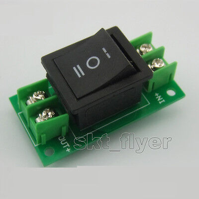 Pump Positive And Negative Converter Switch RC Model Vehicle Parts & Accs DIY