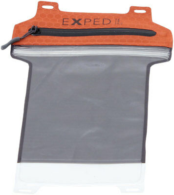 Exped Zip Seal Waterproof 5.5 inch Phone & Map Case