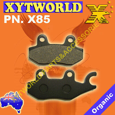 FRONT Brake Pads KYMCO Agility RS 125 2006 2007 - 2010 2011 2012 2013 2014 2015