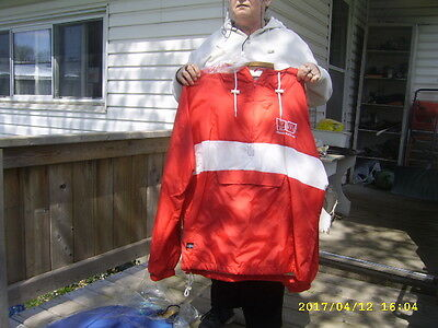 Mcdonalds Jacket Pullover Sysney 2000 Olymp. Xl Size By Charles River Apparel
