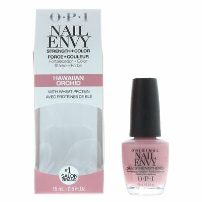 OPI Nail Envy Hawaiian Orchid Nail Strengthener 15ml with Wheat Protein