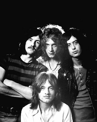 "Led Zepplin 10"" x 8"" Photograph no 9"