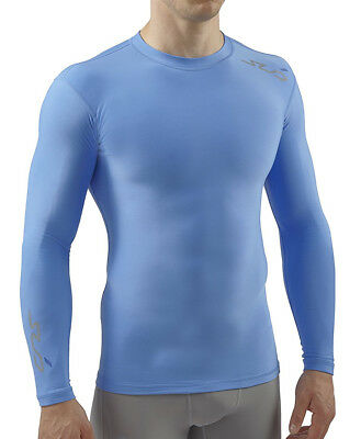 Sub Sports Cold Thermal Compression Baselayer Mens Top - Blue