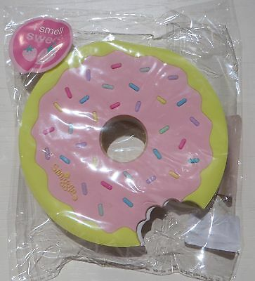 Smiggle sweet pastel scented Donut note pad, Brand New FREE post