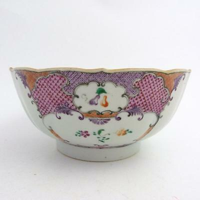 18Th Century Chinese Famille Rose Porcelain Bowl