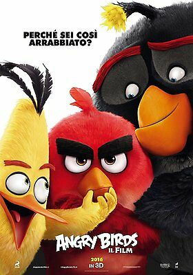 Dvd Angry Birds - Il Film .....NUOVO