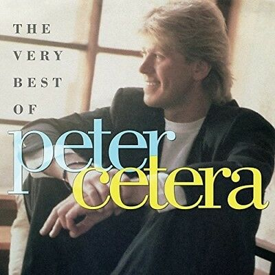 Peter Cetera - The Very Best Of Peter Cetera [New CD]