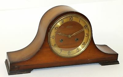 German Linden / Cuckoo Clock Co. Mantel Clock - Parts Or Repair  Wm626