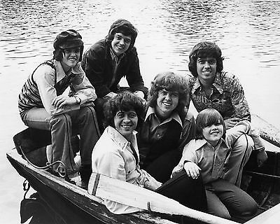 "The Osmonds 10"" x 8"" Photograph no 9"