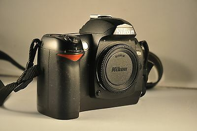 Nikon D D70s 6.1MP Digital SLR (Body only)