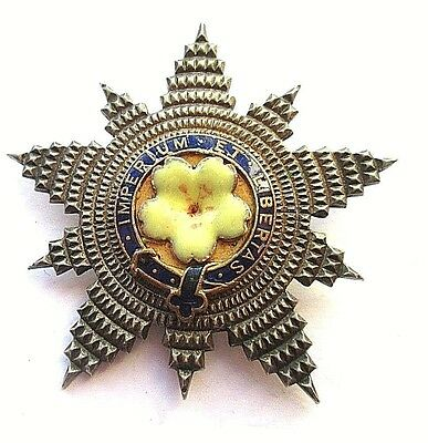 The Honourable Order of the Grand Star of The Primrose League Insignia